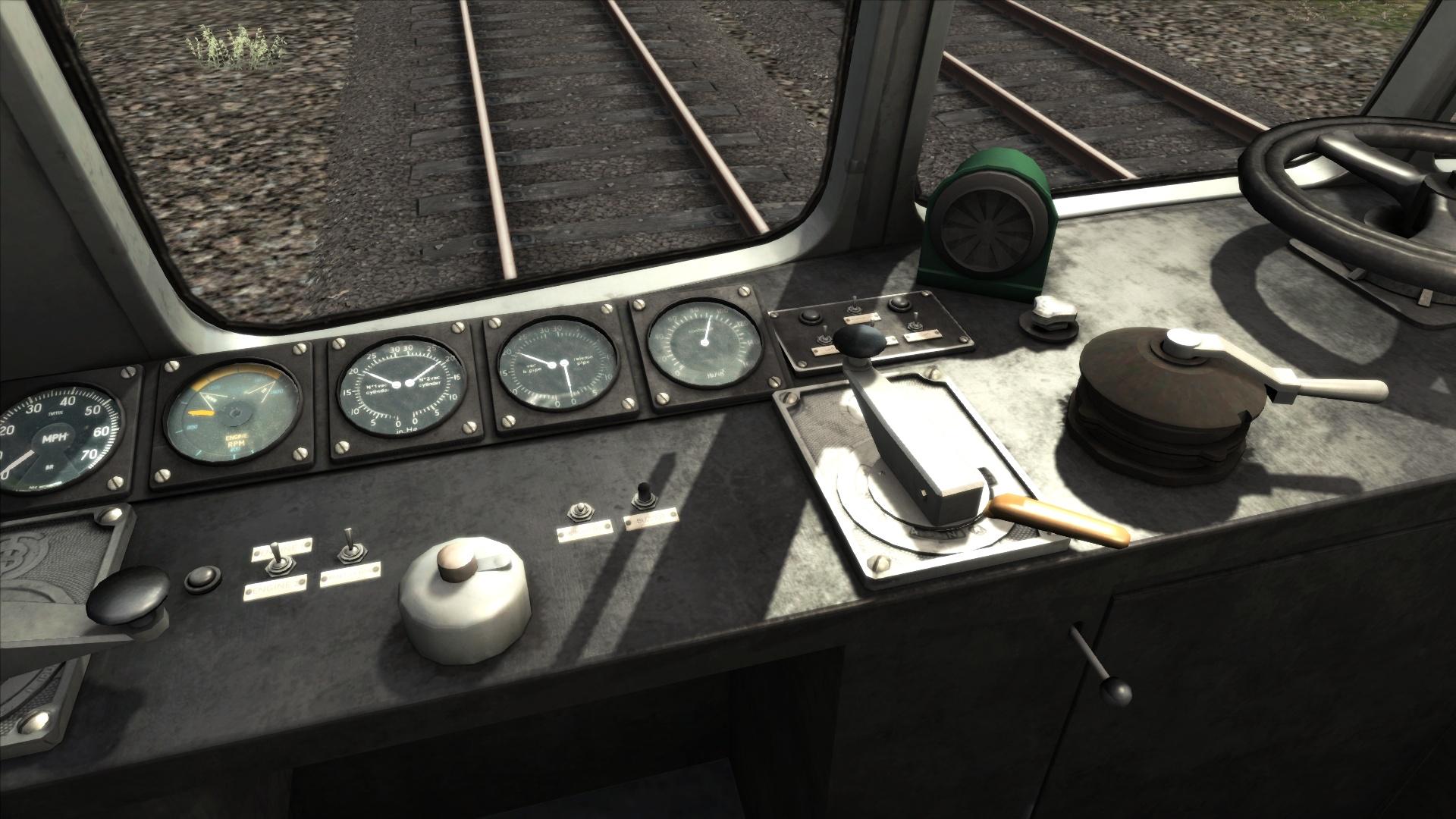 BR Blue Class 121 Add-On Livery screenshot