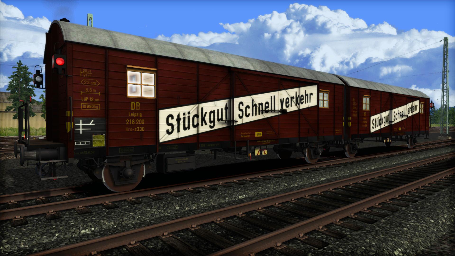 TS Marketplace: Guterwagen Leig Einheit Add-On screenshot
