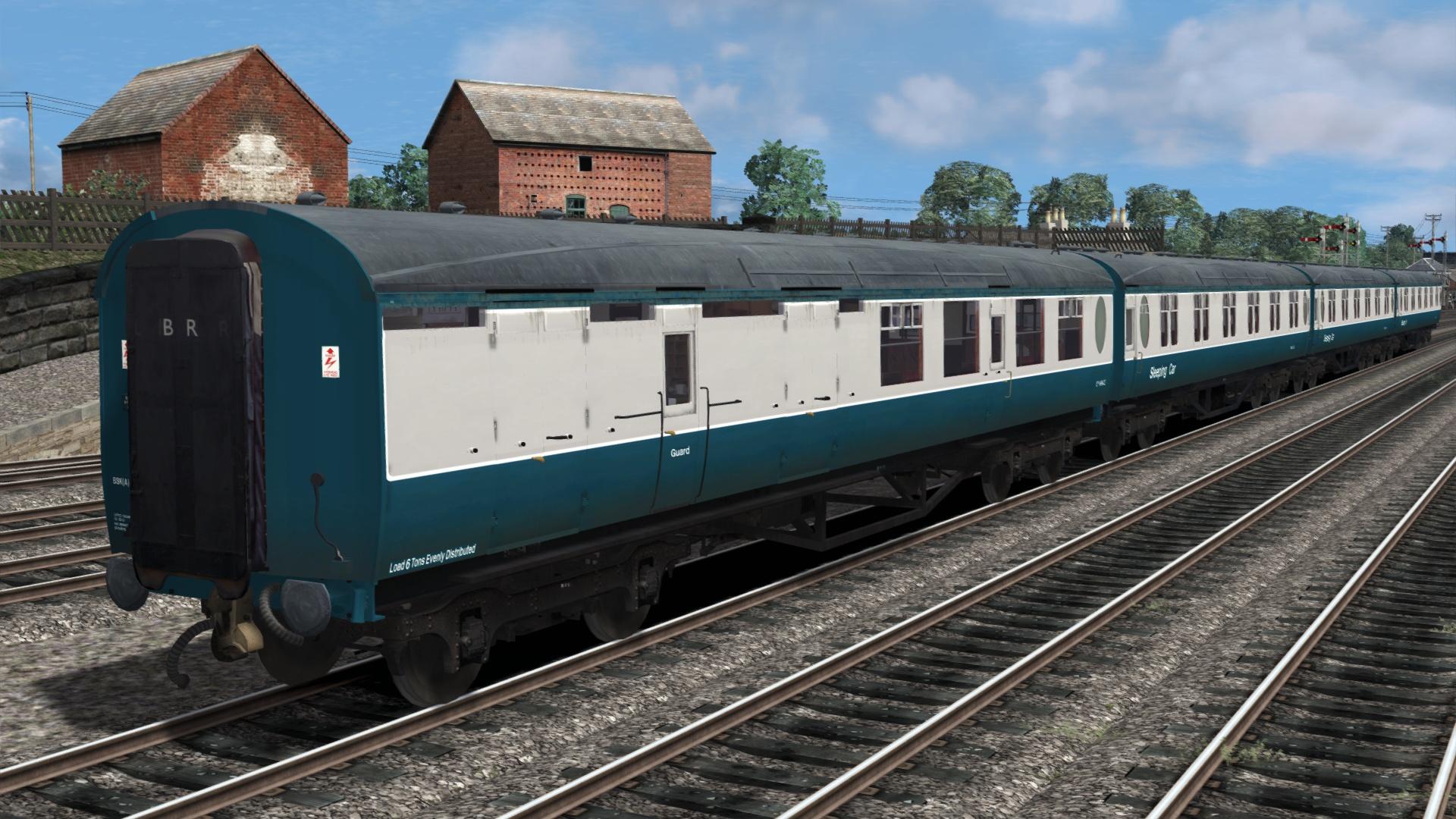 TS Marketplace: BR Blue-Grey Coaches Pack 01 screenshot