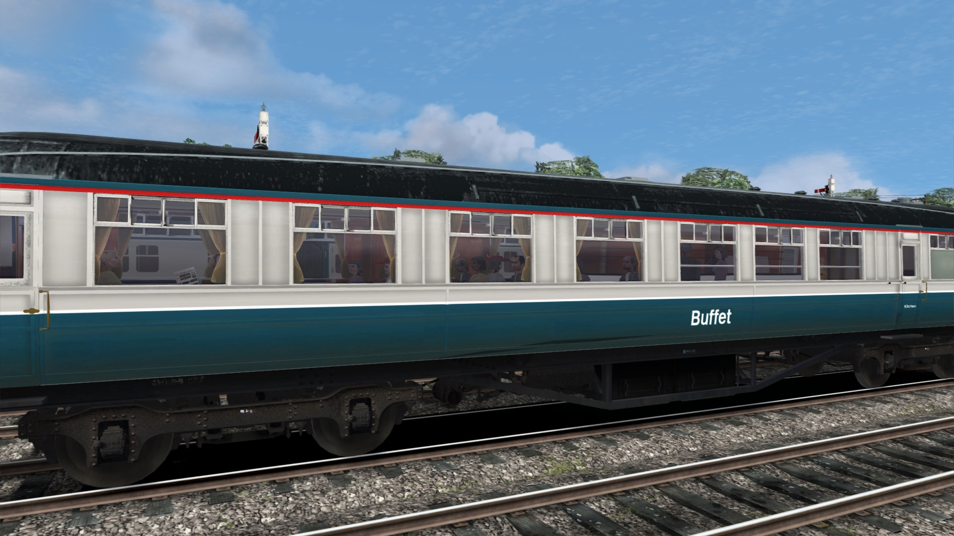 TS Marketplace: BR Blue-Grey Coaches Pack 02 screenshot