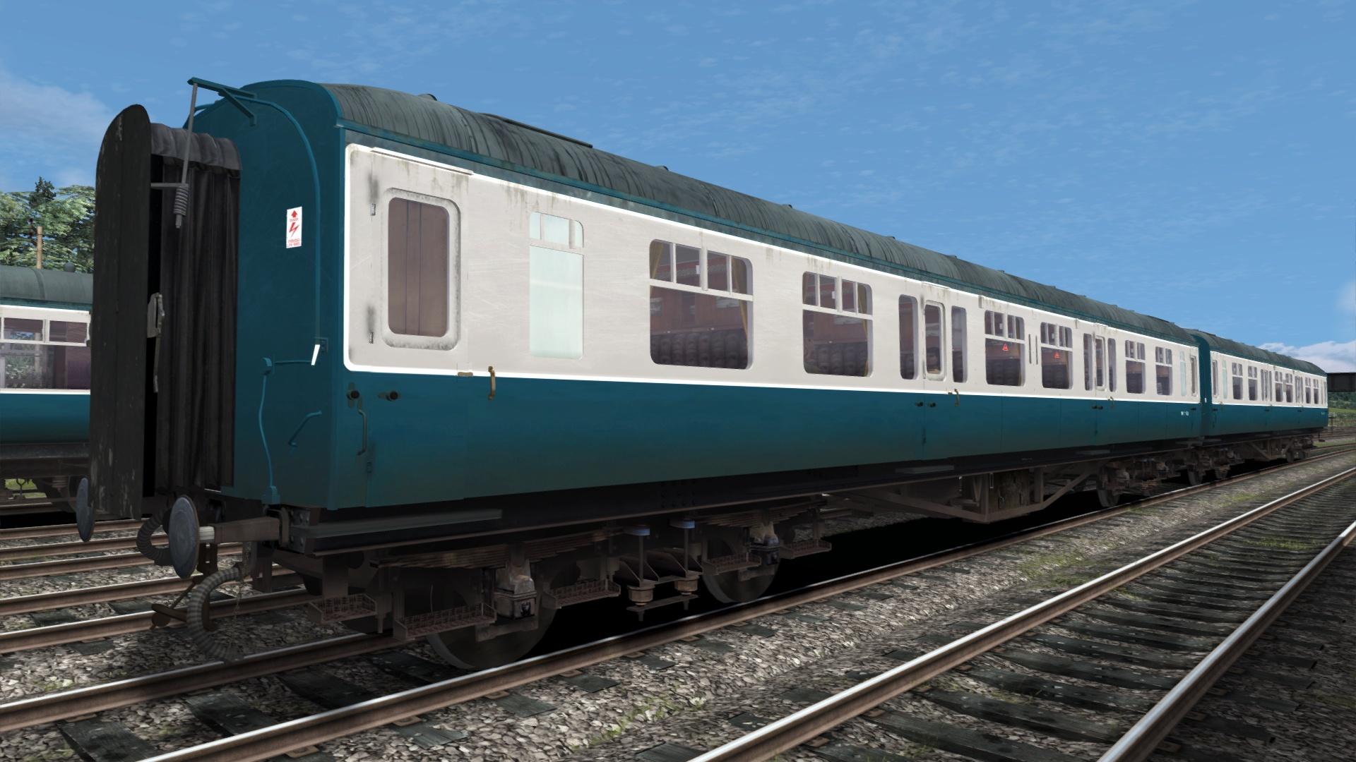 TS Marketplace: BR Blue-Grey Coaches Pack 03 screenshot