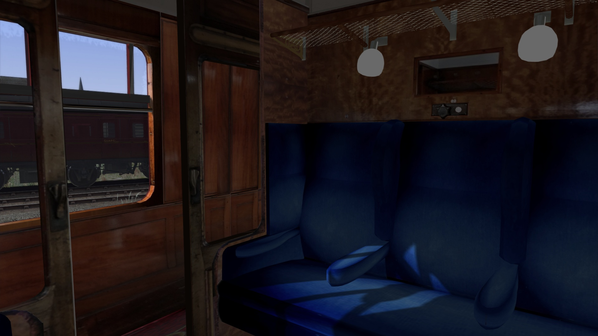 TS Marketplace: LMS P3 Coaches Pack 01 screenshot