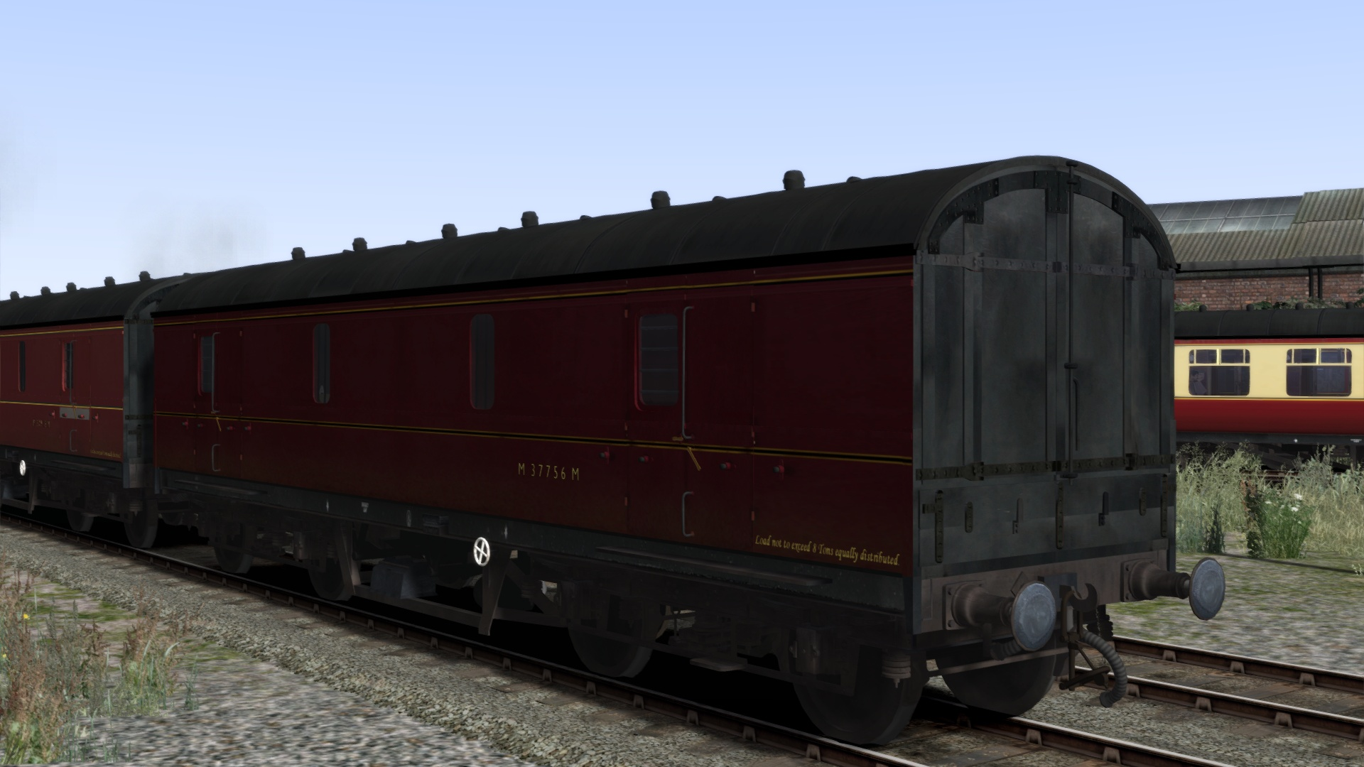 TS Marketplace: LMS P3 Coaches Pack 02 screenshot