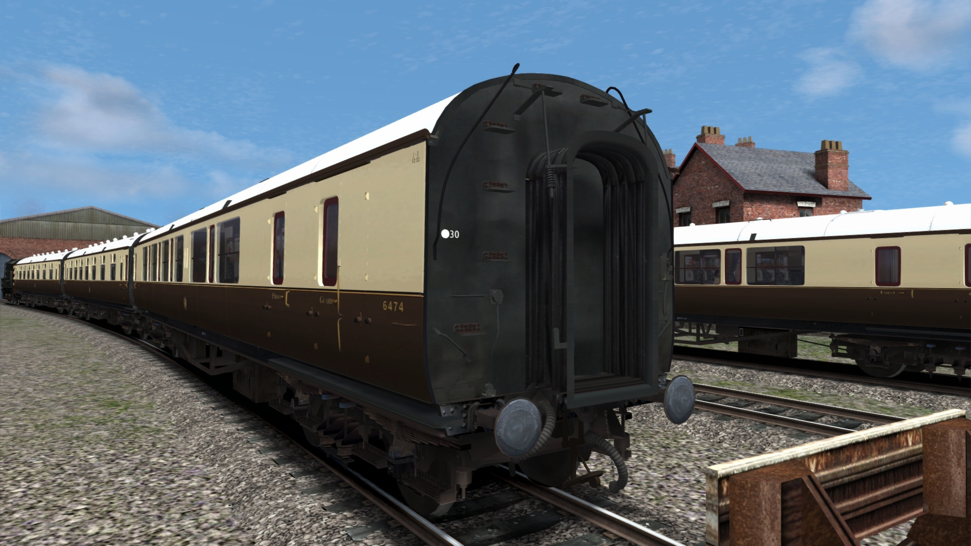 TS Marketplace: Collet Coaches Pack 01 screenshot