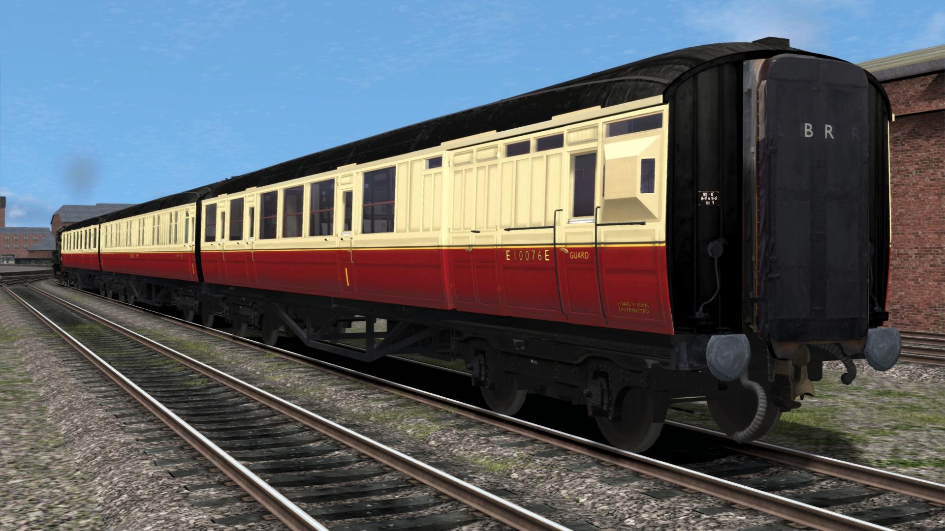 TS Marketplace: Gresley Coach Pack 02 screenshot