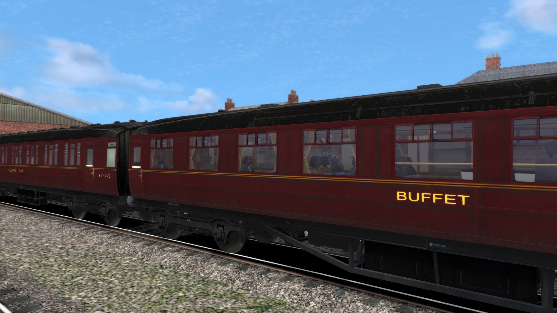 TS Marketplace: Gresley Coach Pack 03 screenshot