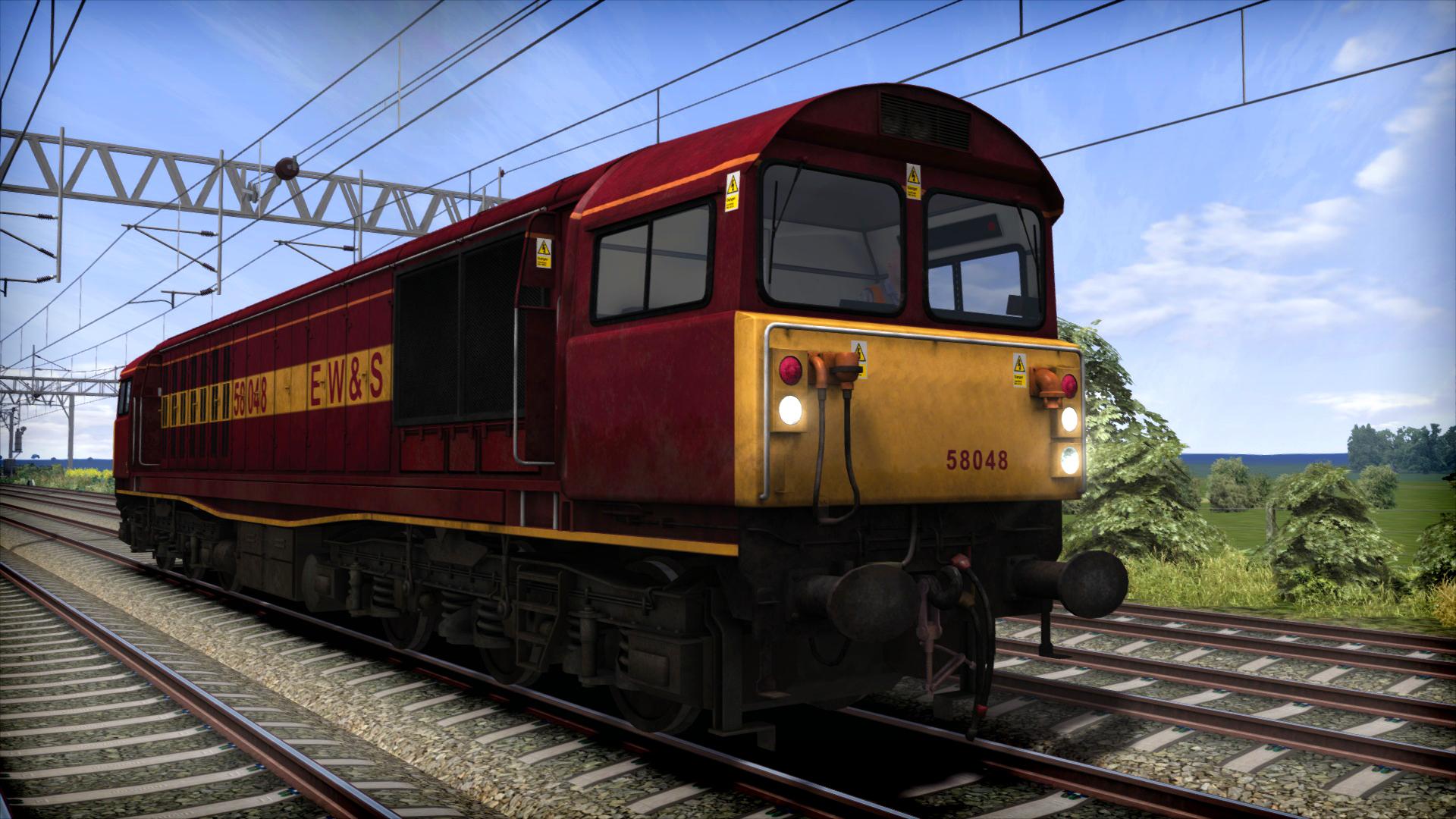 TS Marketplace: EWS Class 58 Add-On Livery screenshot