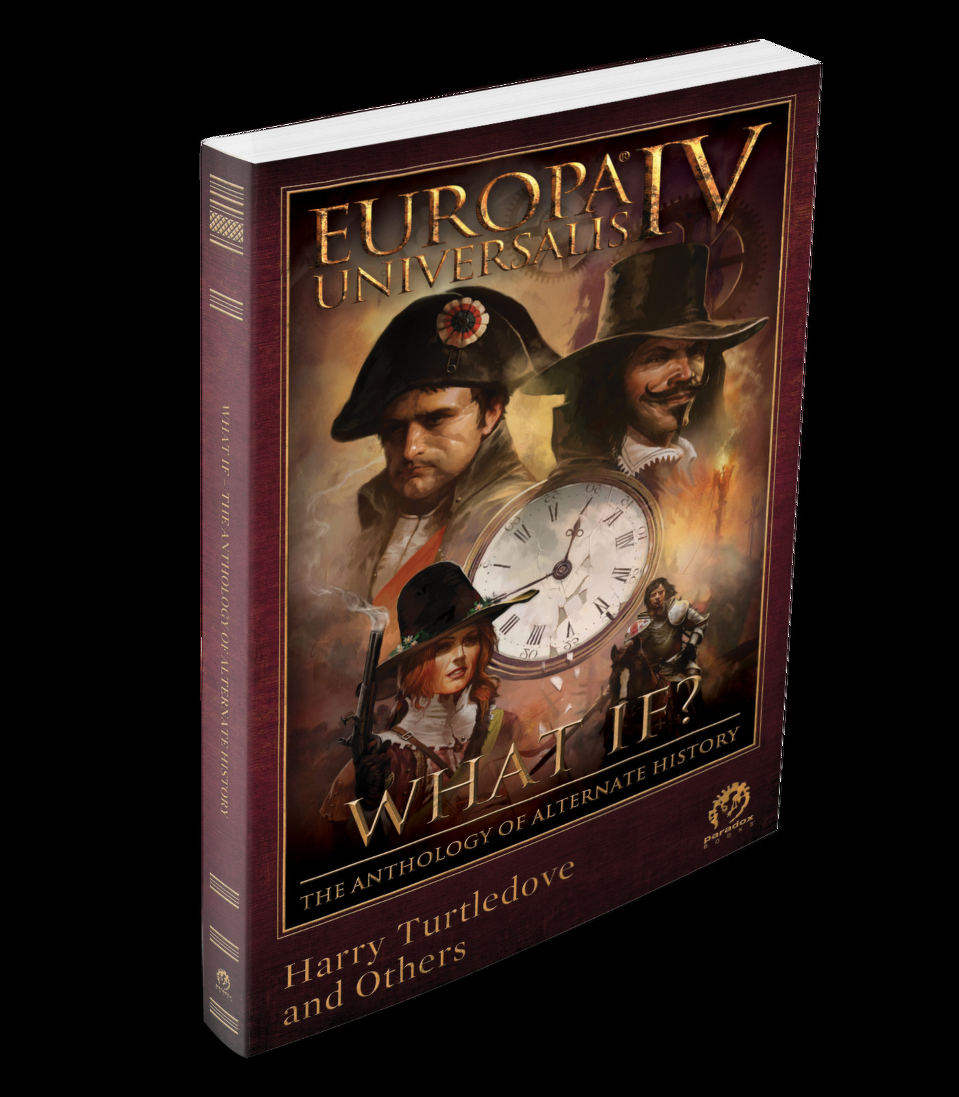 Europa Universalis IV: Anthology of Alternate History screenshot