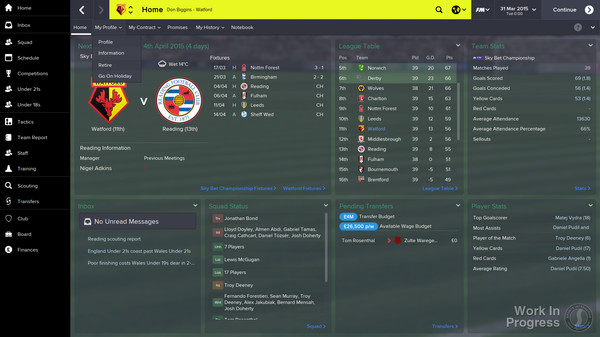 Football Manager FM 2015 PC Download