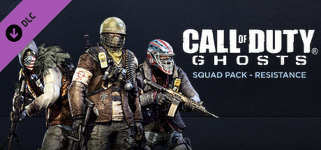 Call of duty ghosts squad pack resistance on steam voltagebd Choice Image