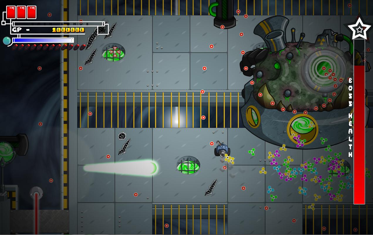 Sweezy Gunner screenshot