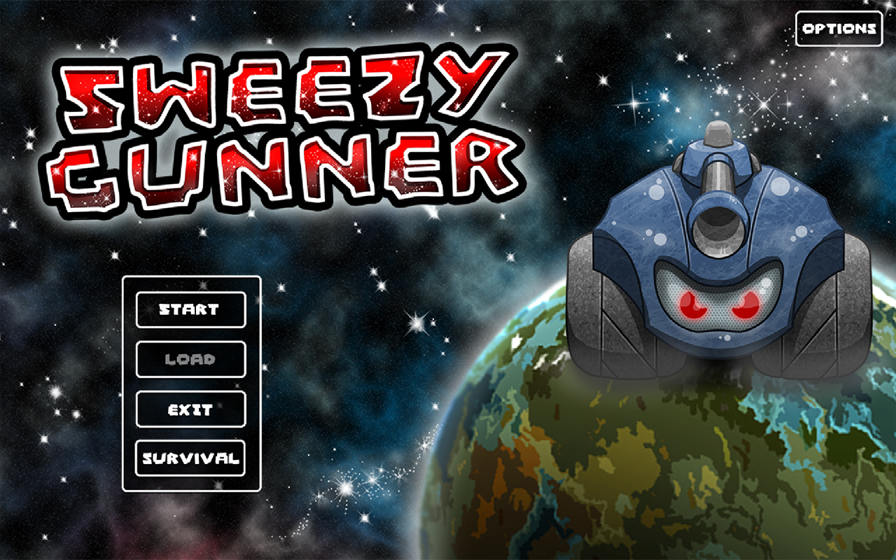 Sweezy Gunner screenshot
