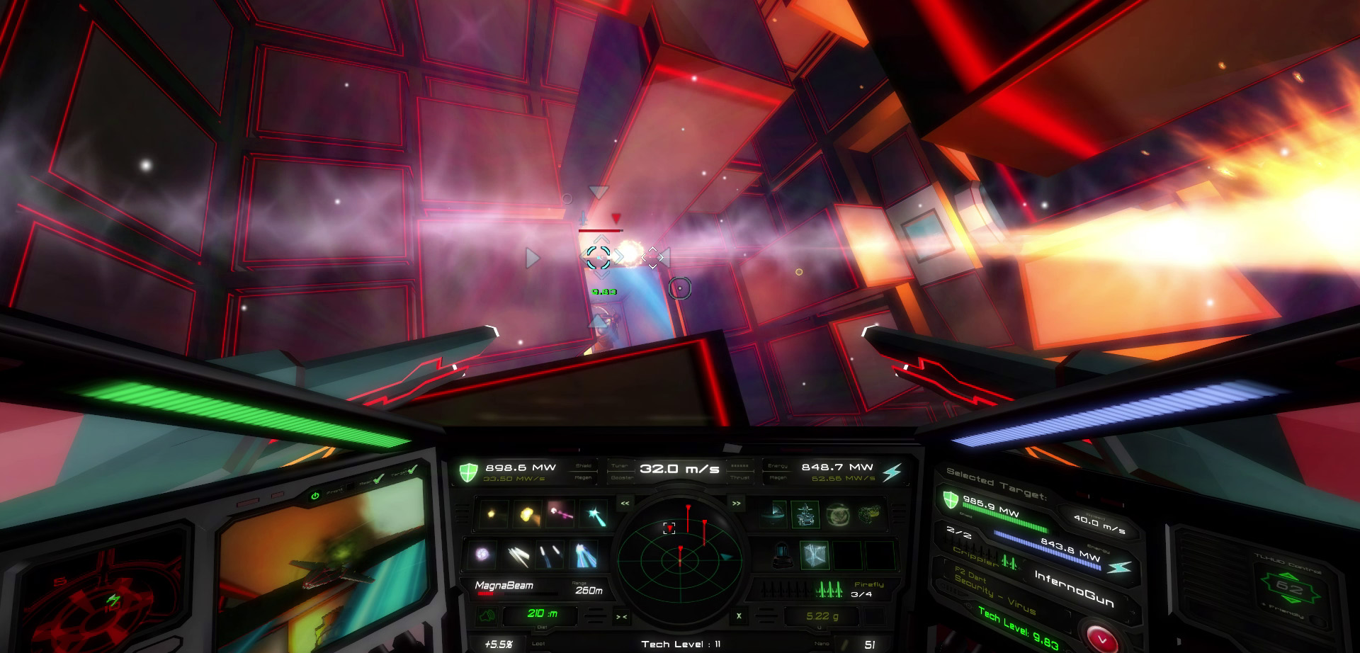 NeonXSZ screenshot