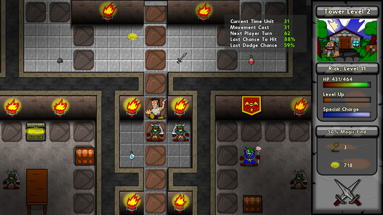 Battlepaths screenshot