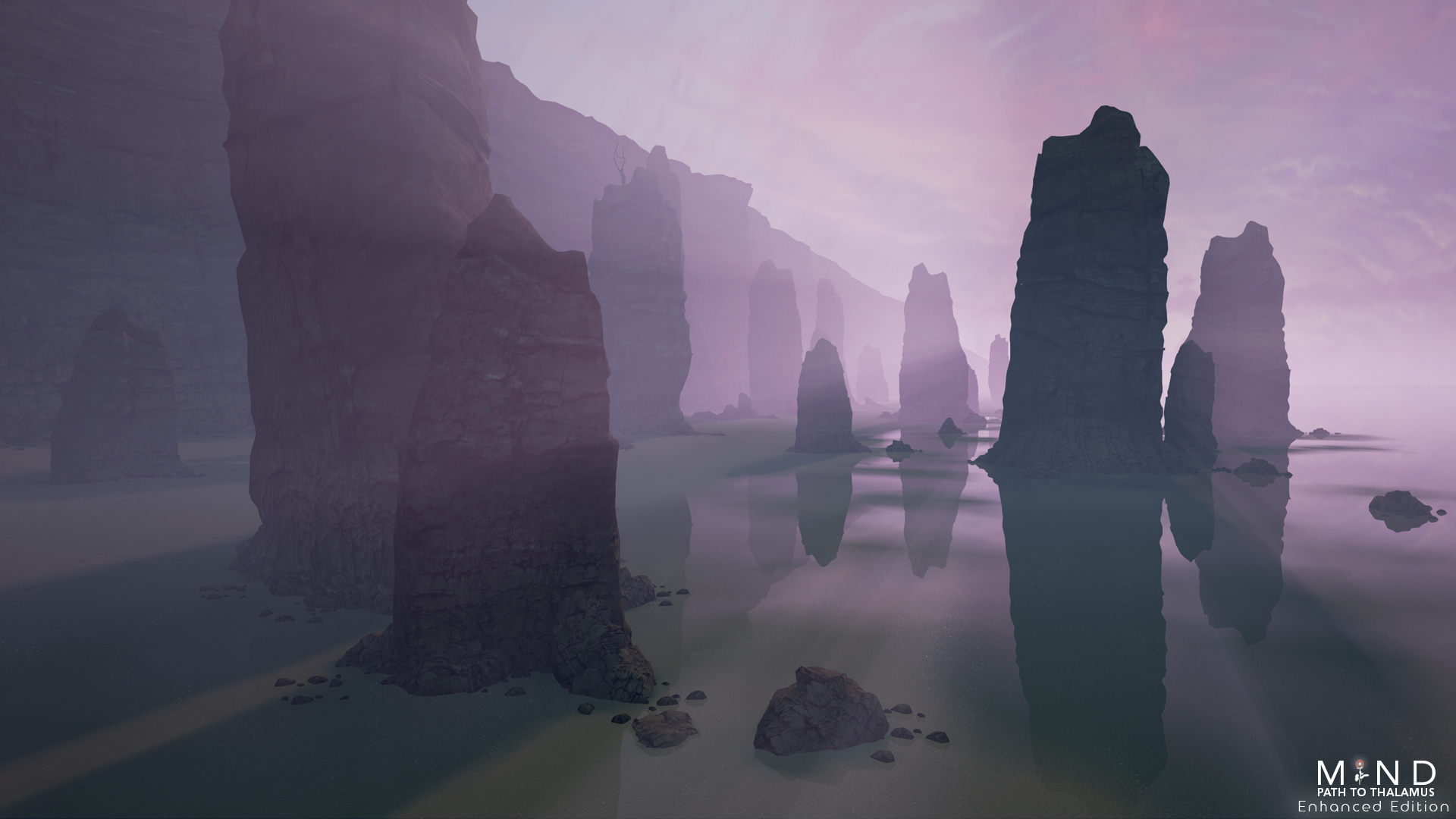 MIND: Path to Thalamus Enhanced Edition screenshot