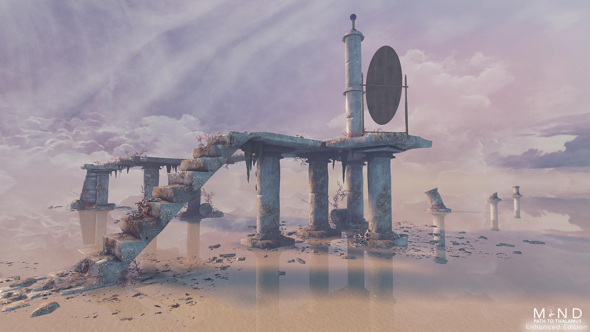 MIND: Path to Thalamus. Enhanced Edition [GoG] [2015 Rus Eng Multi10]