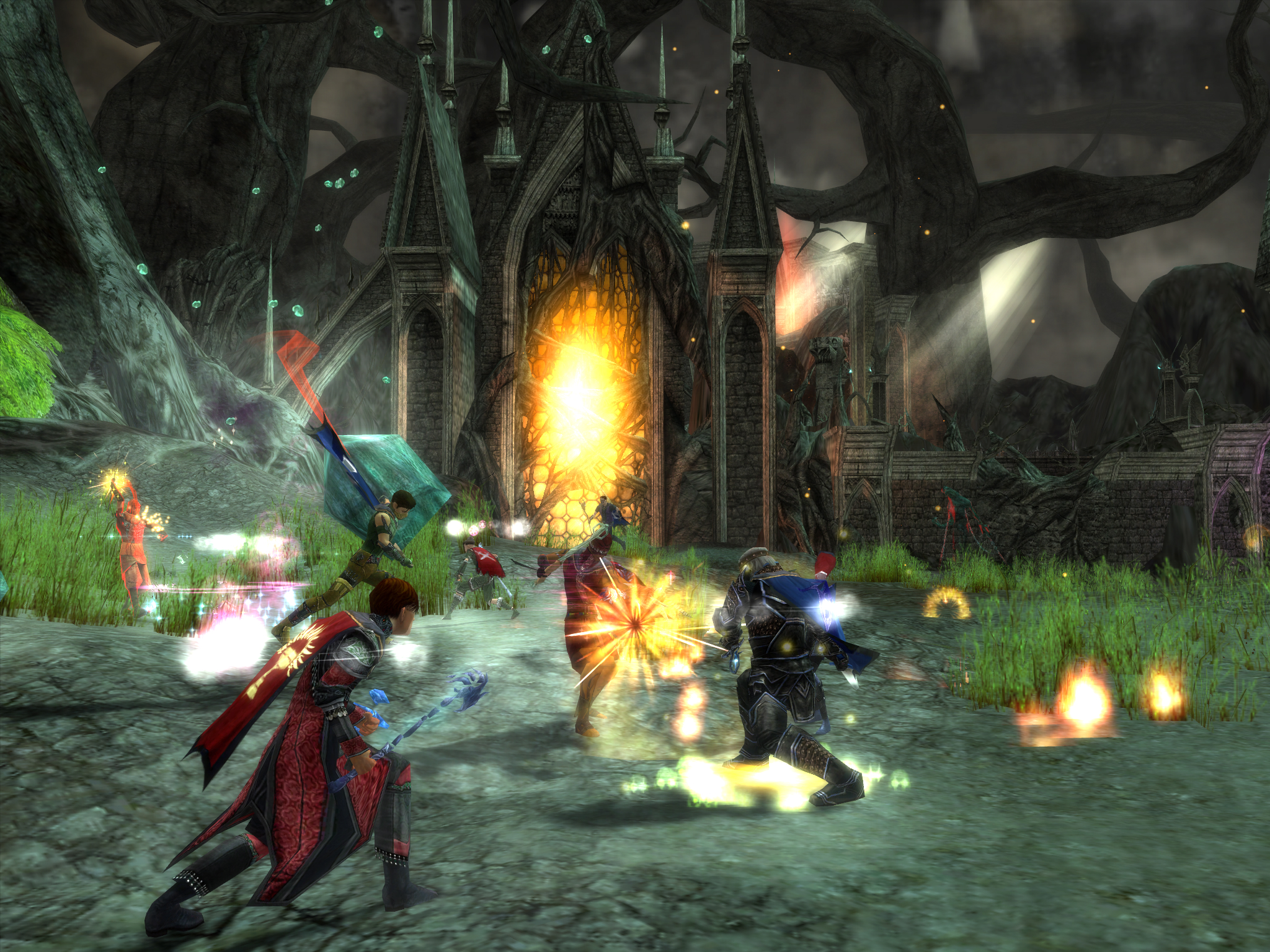Guild Wars Factions<sup></sup> screenshot