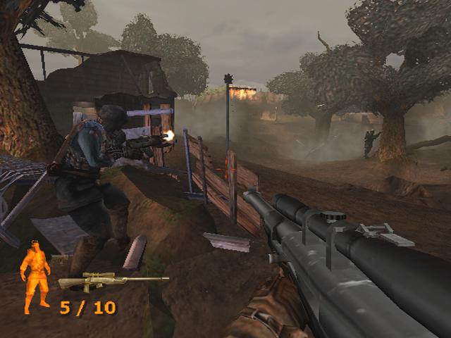 Iron Storm screenshot