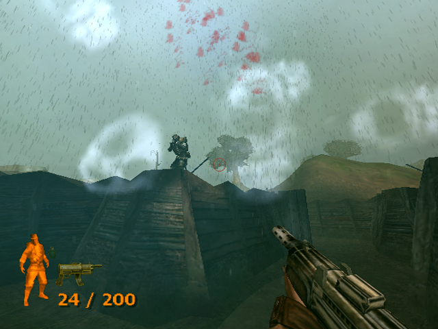 Iron Storm screenshot