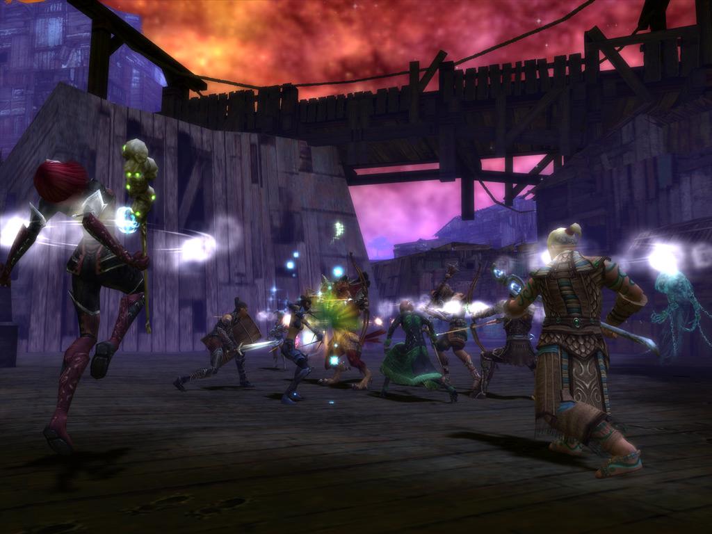 Guild Wars<sup></sup> Trilogy screenshot