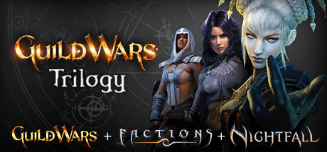 Guild Wars<sup></sup> Trilogy