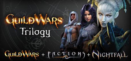 Guild Wars<sup></sup> Trilogy