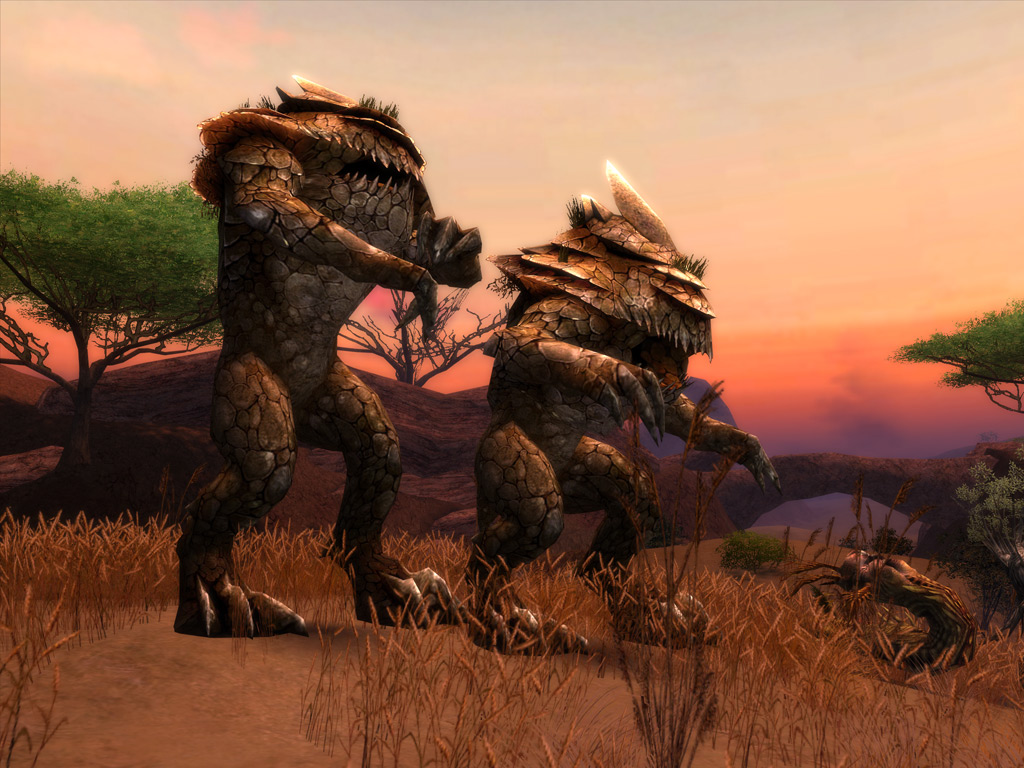 Guild Wars Nightfall<sup></sup> screenshot