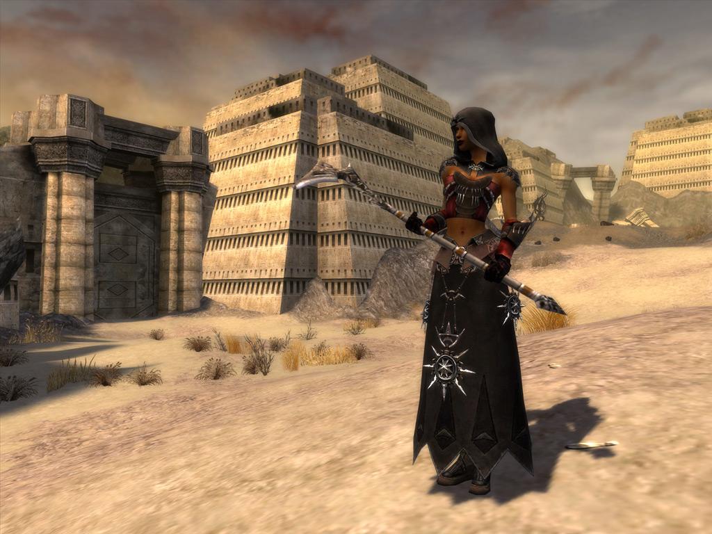 Guild Wars Nightfall<sup></sup> screenshot