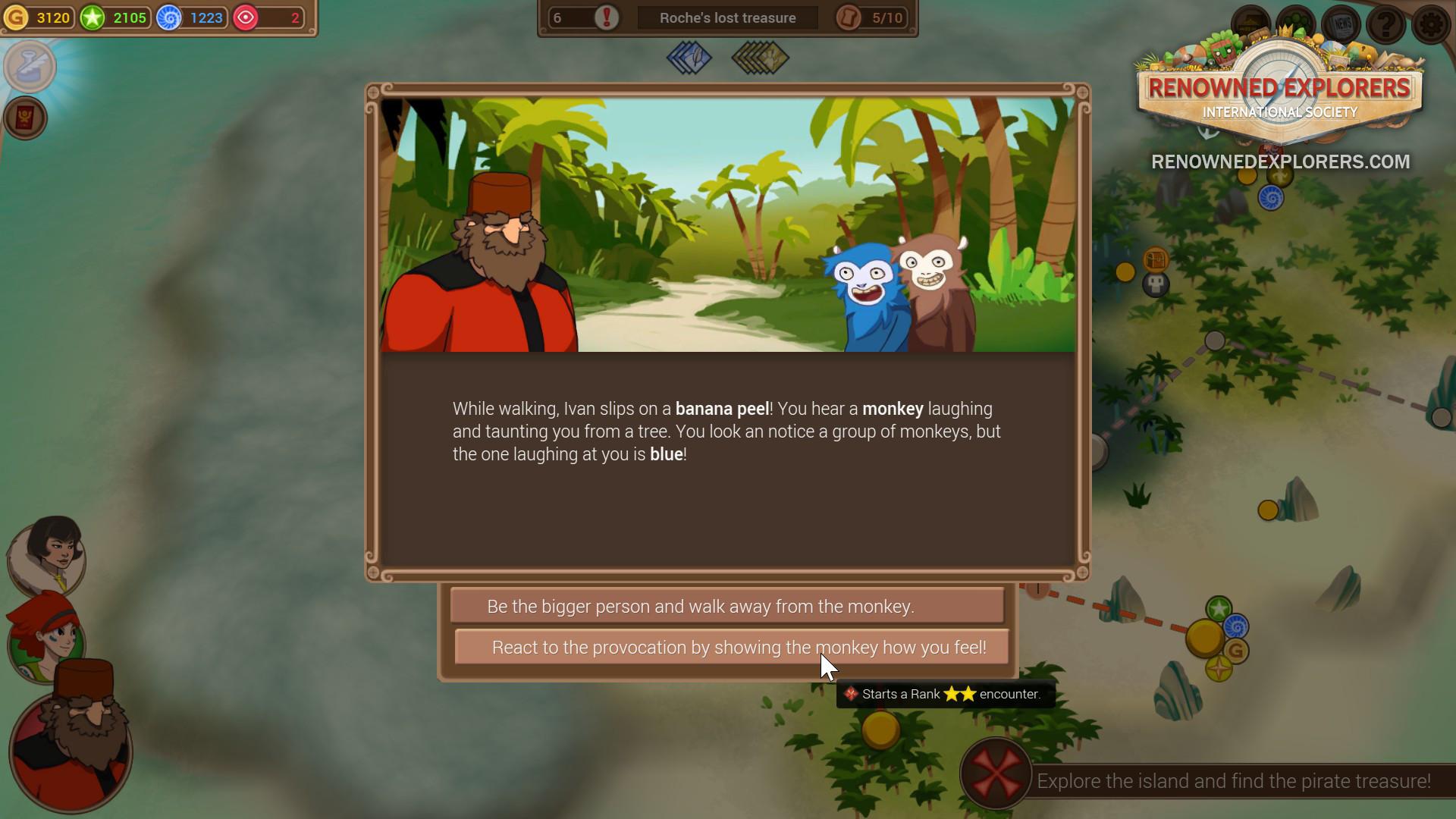 Renowned Explorers: International Society screenshot
