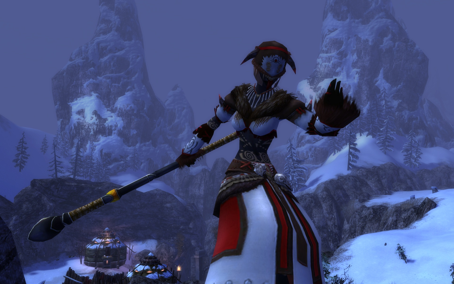 Guild Wars: Eye of the North screenshot