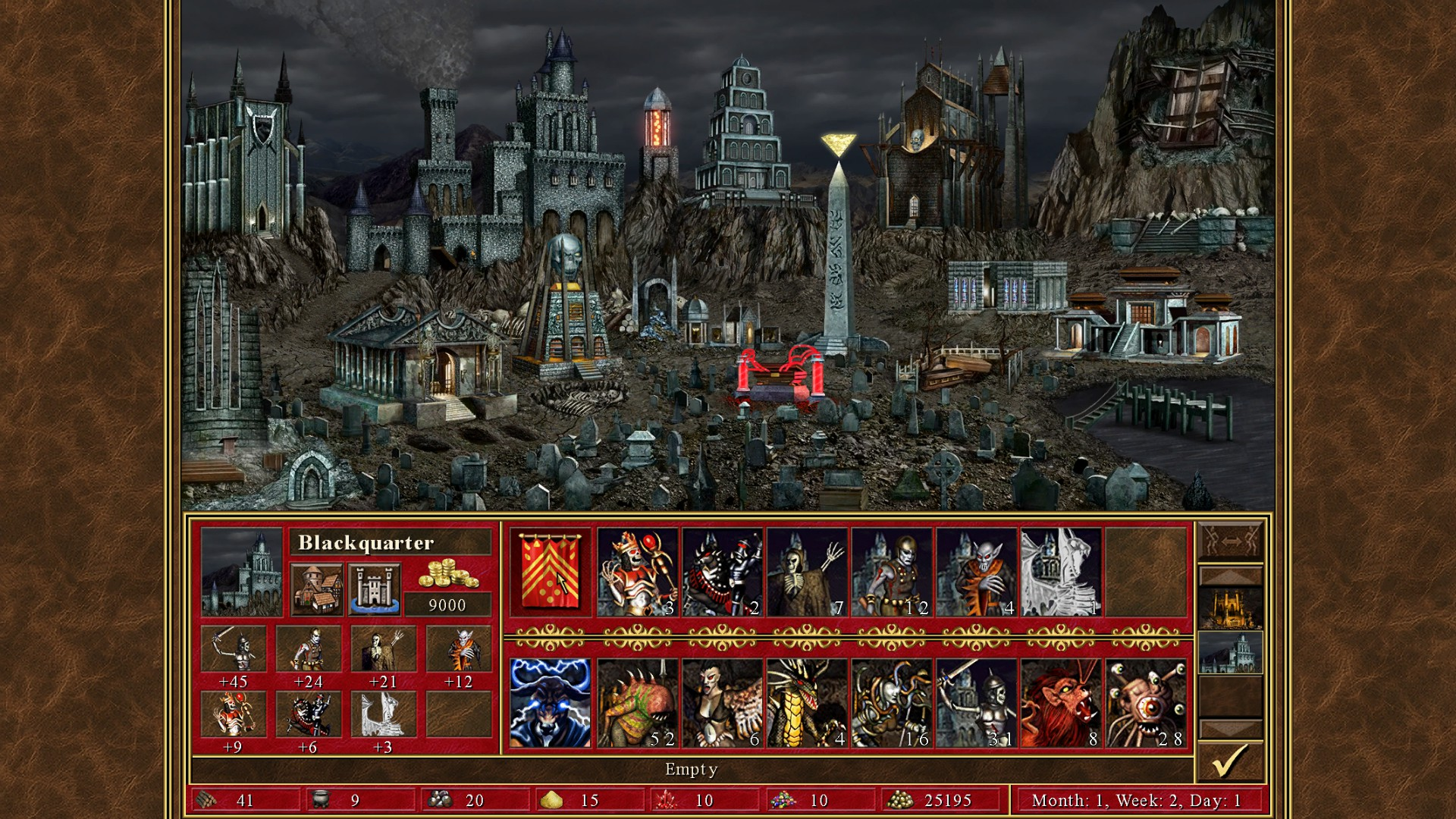 Heroes of Might & Magic III - HD Edition screenshot