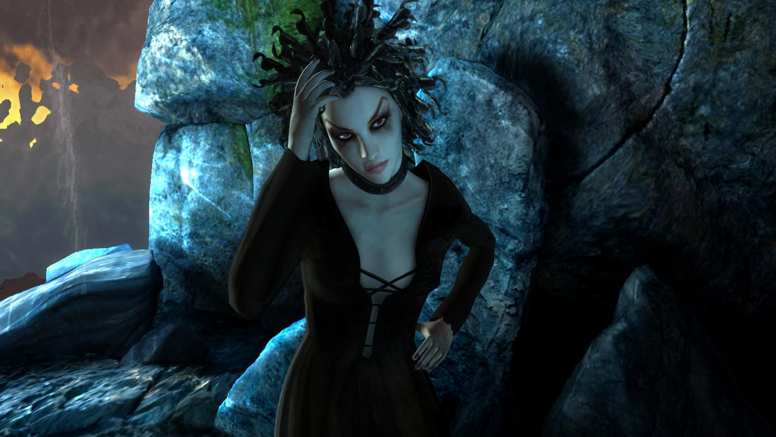 Nicolas Eymerich The Inquisitor Book II : The Village screenshot
