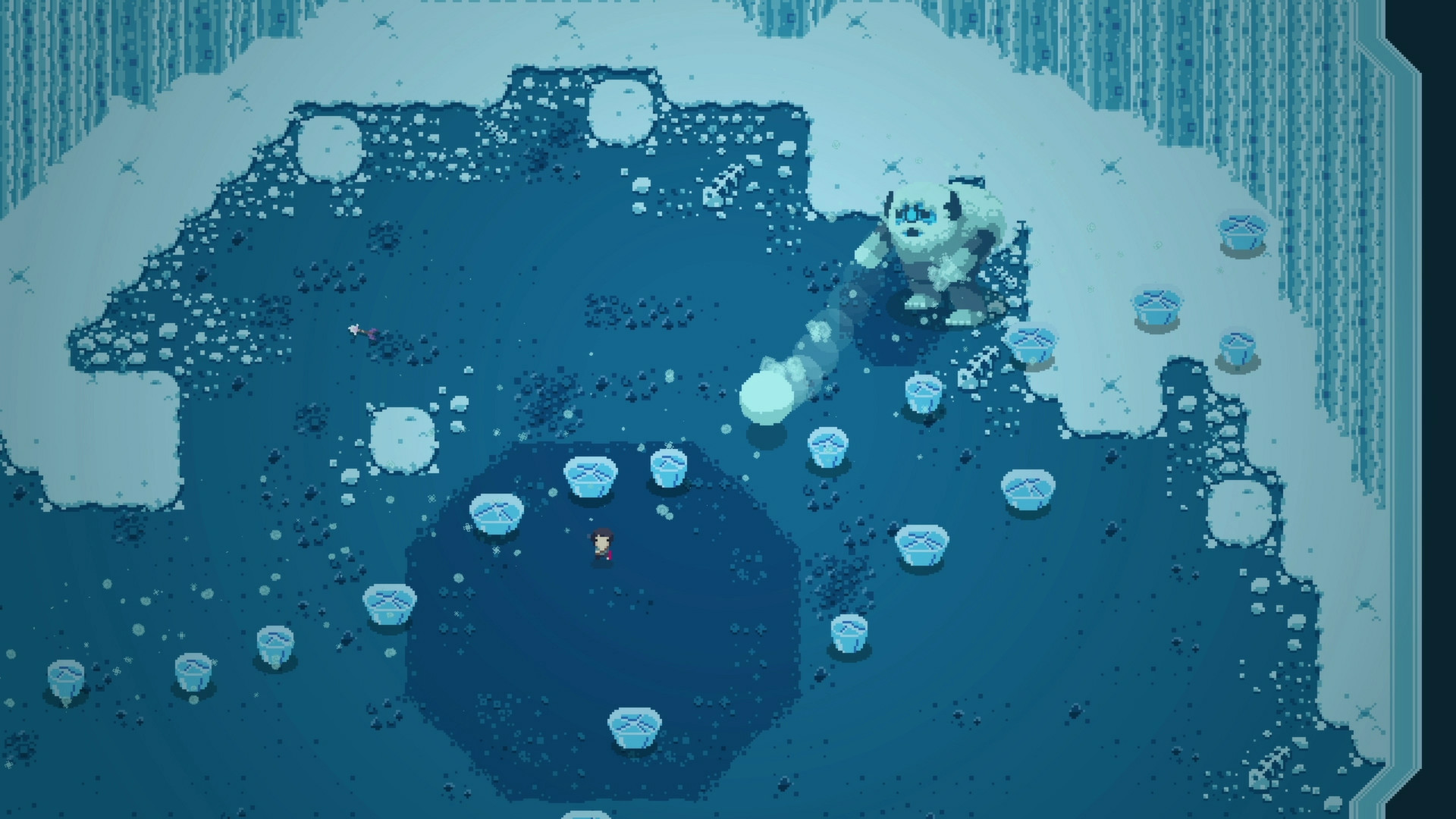 Titan Souls screenshot