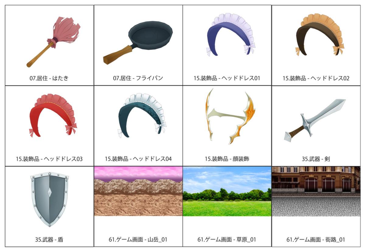 ComiPo!: RPG Costume screenshot