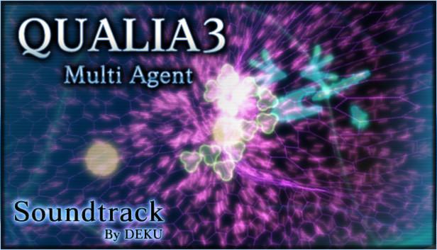 QUALIA 3: Multi Agent Soundtrack screenshot