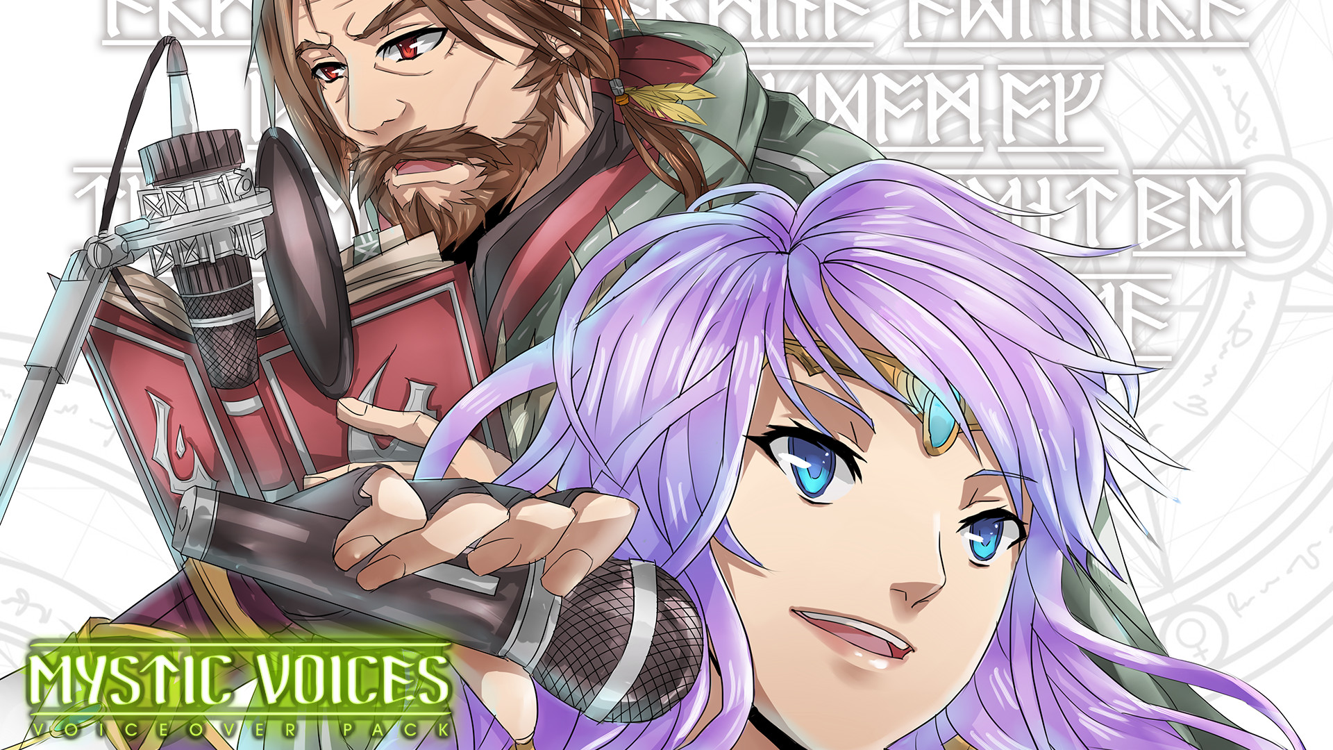 RPG Maker VX Ace - Mystic Voices Sound Pack screenshot
