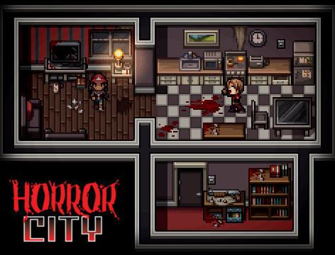 RPG Maker VX Ace - POP!: Horror City screenshot