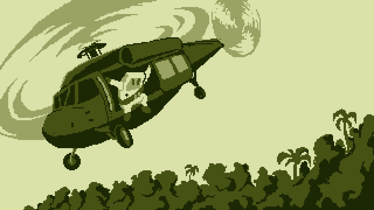 Super Rad Raygun screenshot