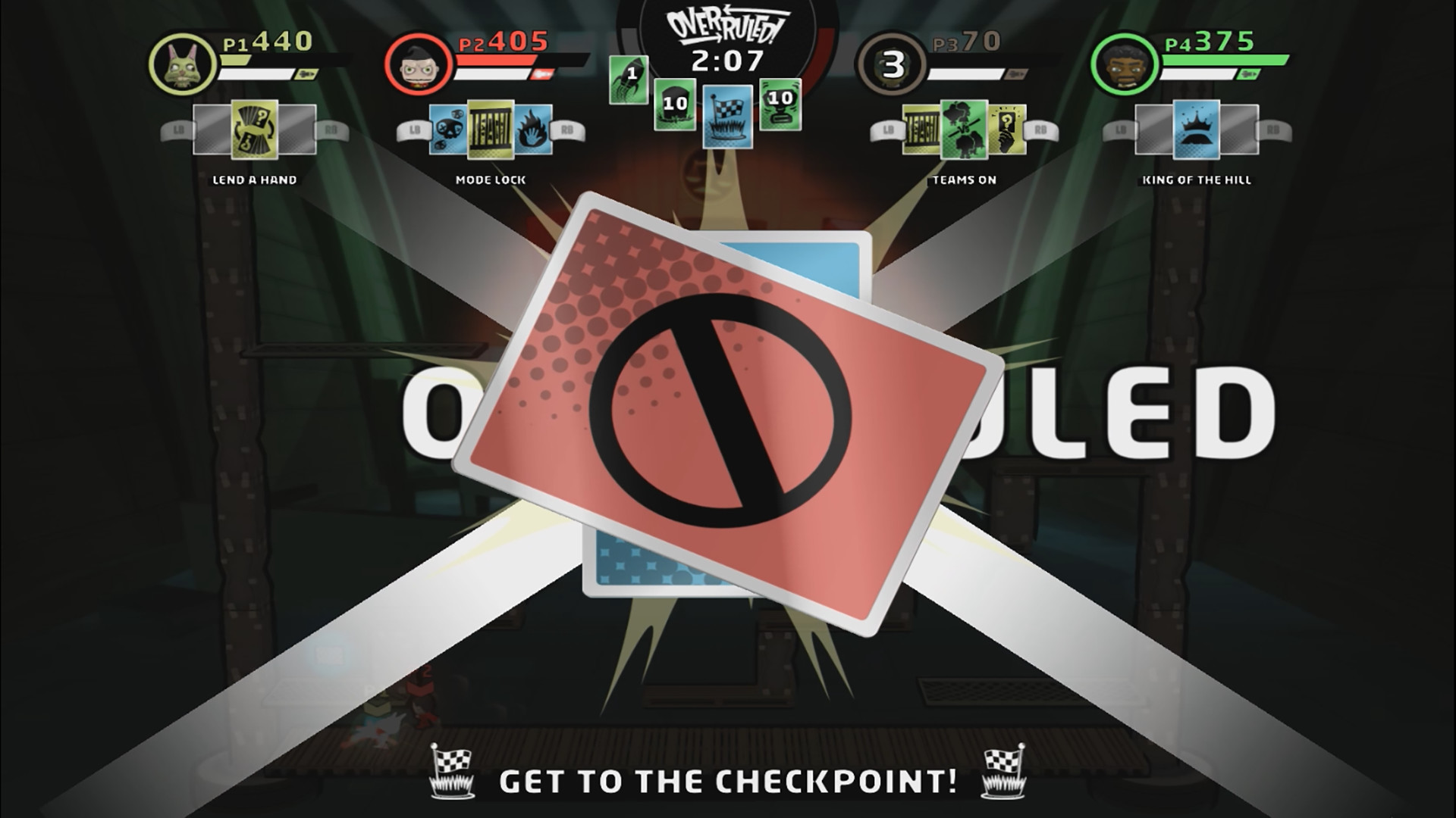 Overruled! screenshot
