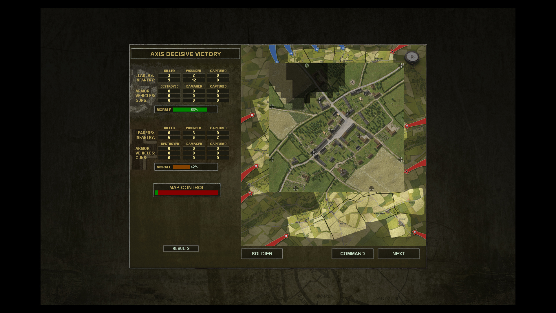 Close Combat: Gateway to Caen screenshot 3