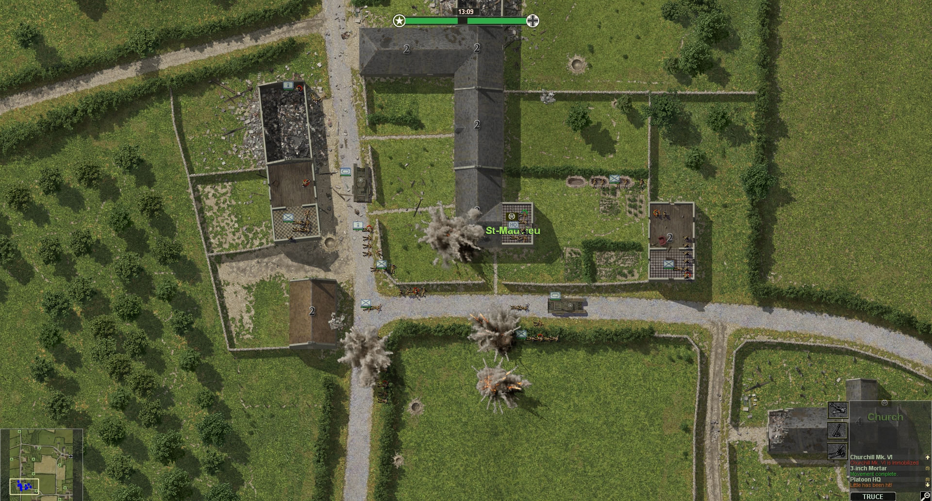 Close Combat: Gateway to Caen screenshot 1