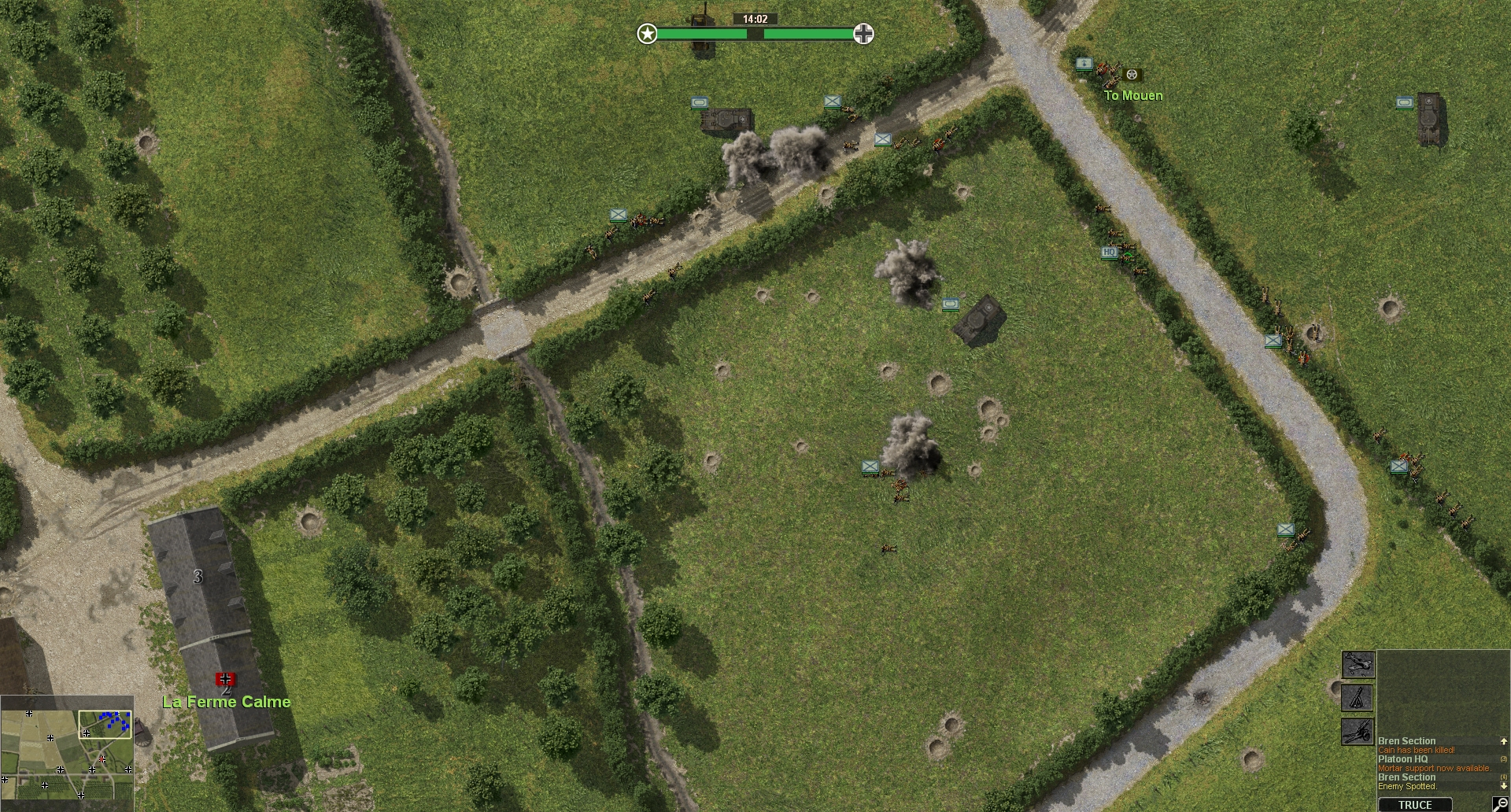 Close Combat: Gateway to Caen screenshot 2