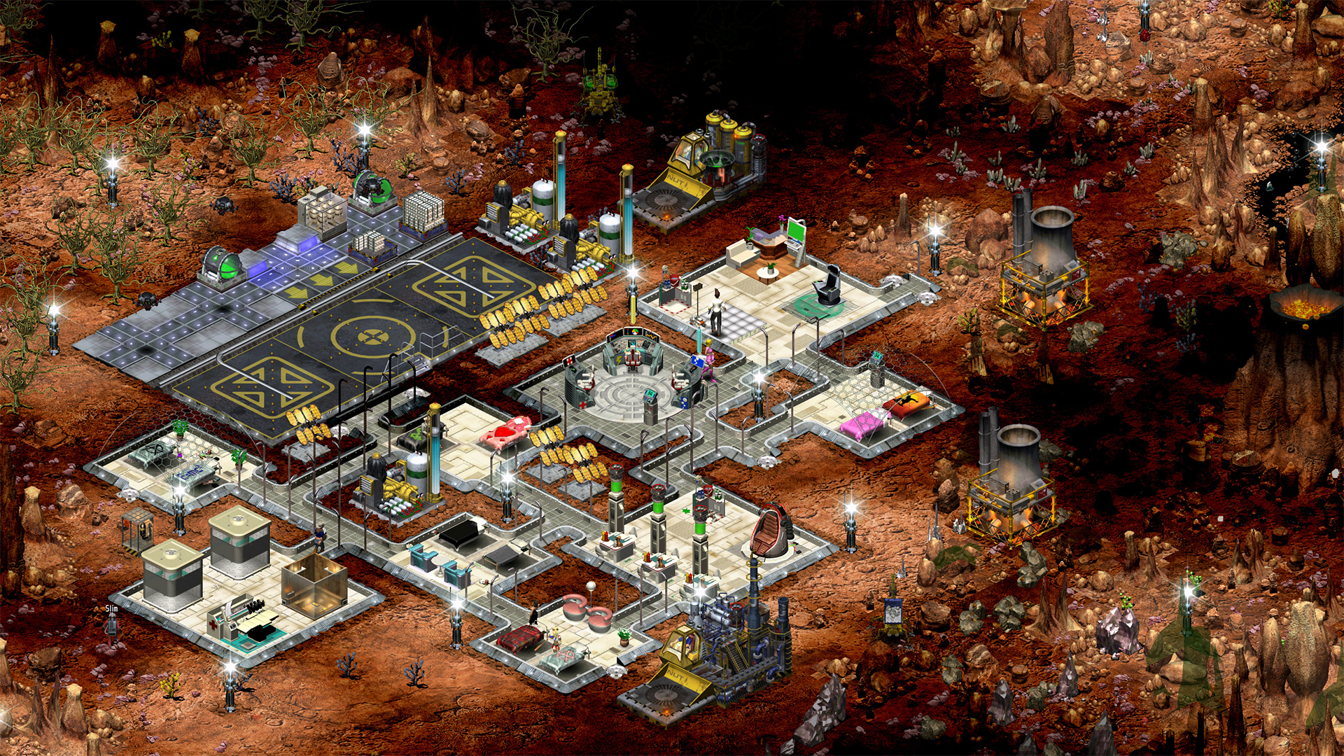 Space Colony: Steam Edition screenshot