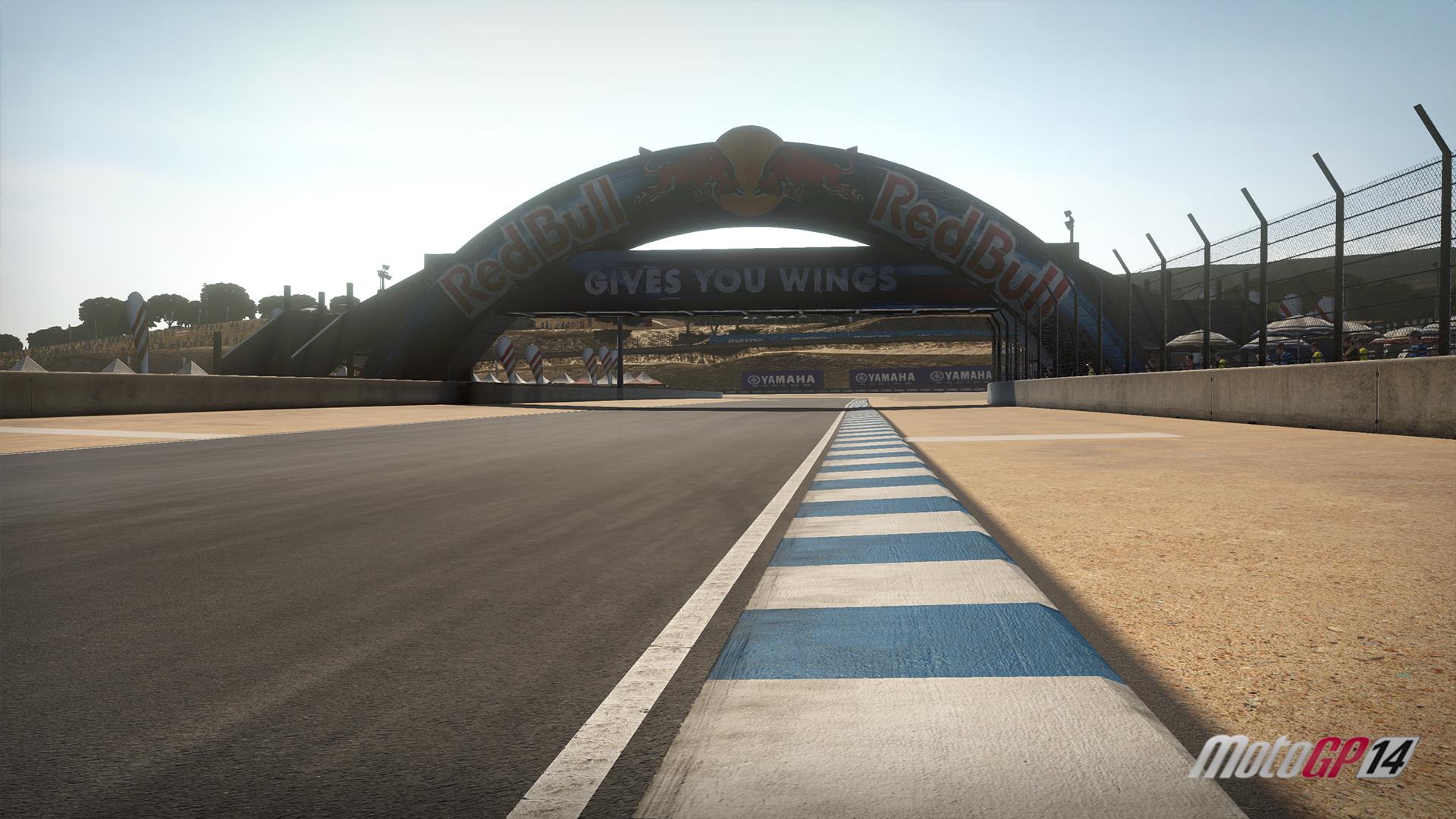 MotoGP14 Laguna Seca Red Bull US Grand Prix screenshot