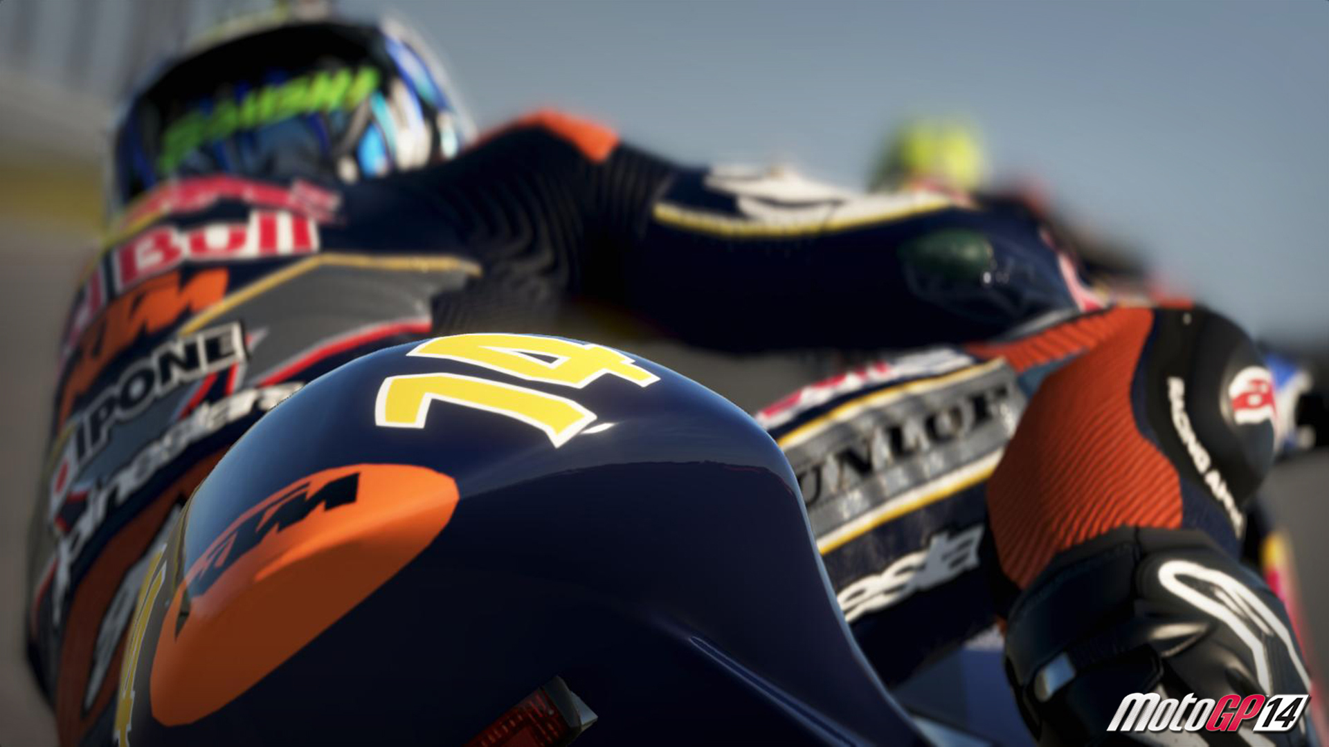 MotoGP14 Red Bull Rookies Cup DLC screenshot