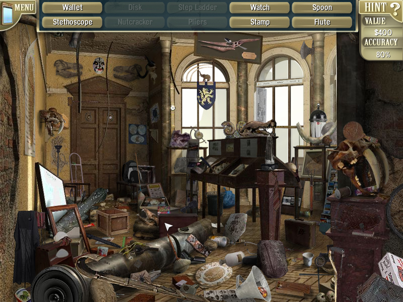 Escape The Museum screenshot
