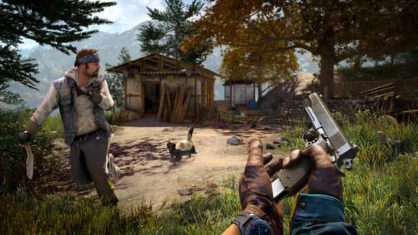 Far Cry 4 (X-BOX 360) 2014 DUBLADO PT-BR