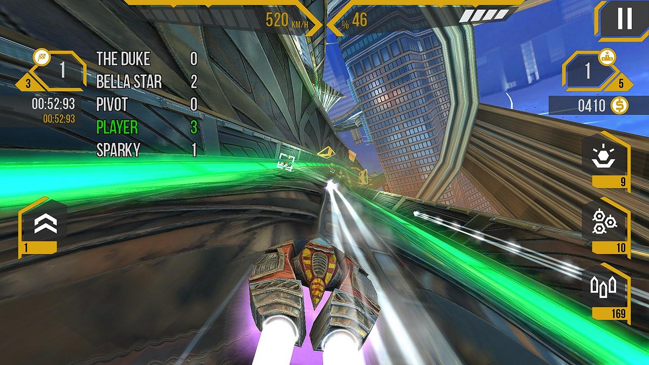 FLASHOUT 2 screenshot