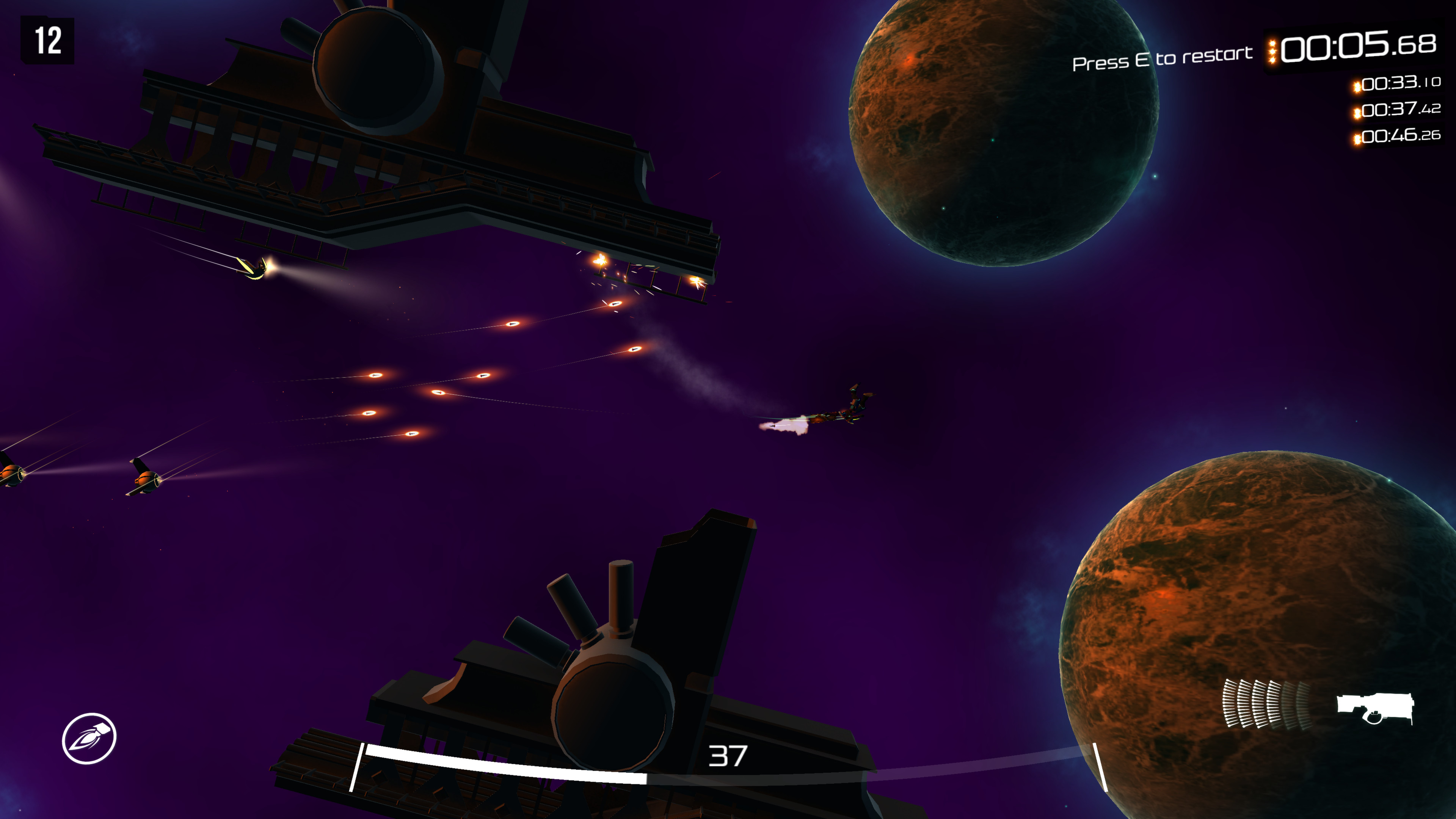 Orbital Gear screenshot