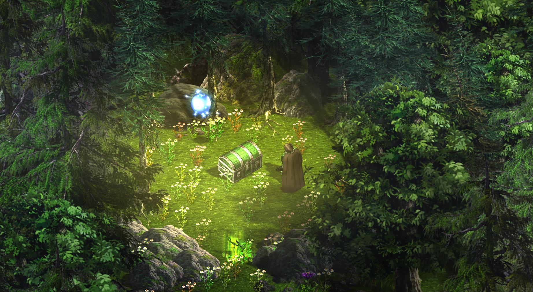Lords of Xulima - The Talisman of Golot screenshot